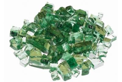 Green-Fireglass