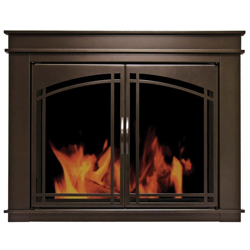 Fireplace Glass Doors