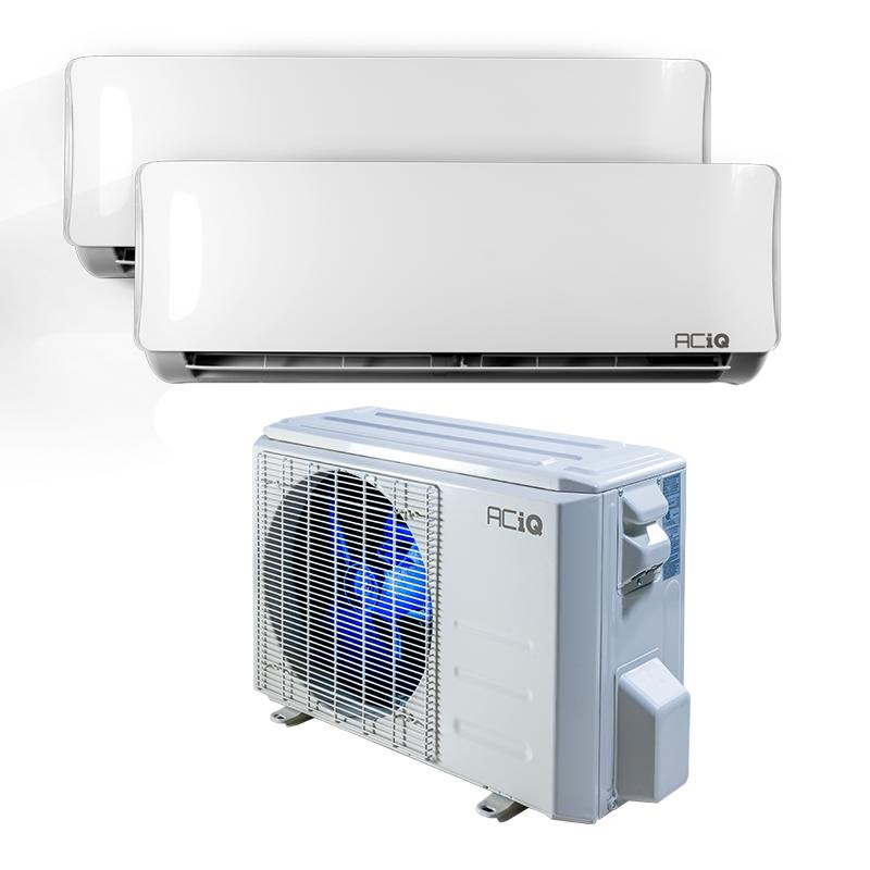 ACiQ Dual Zone Mini-Split Systems