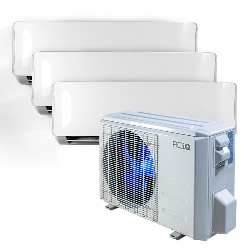 ACiQ 3 Zone Mini-Split Systems