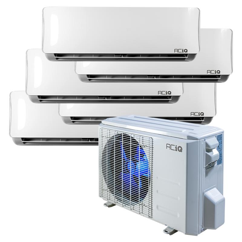 ACiQ 5 Zone Mini-Split Systems