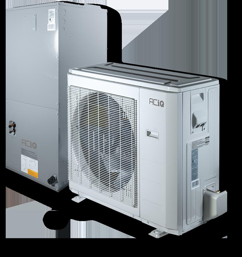 ACIQ Next Gen Heat Pump Systems