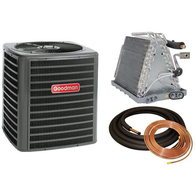 Coil Air Conditioning Systems