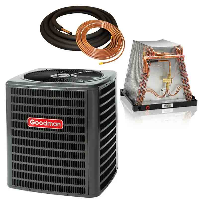 Goodman Mobile Home AC & Heat Pumps