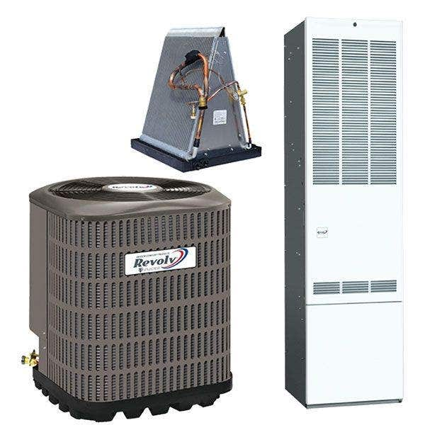 Mobile Home Air Conditioning and Furnace Systems