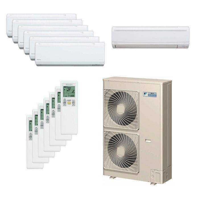 6-Zone Ductless Mini Split Air Conditioners