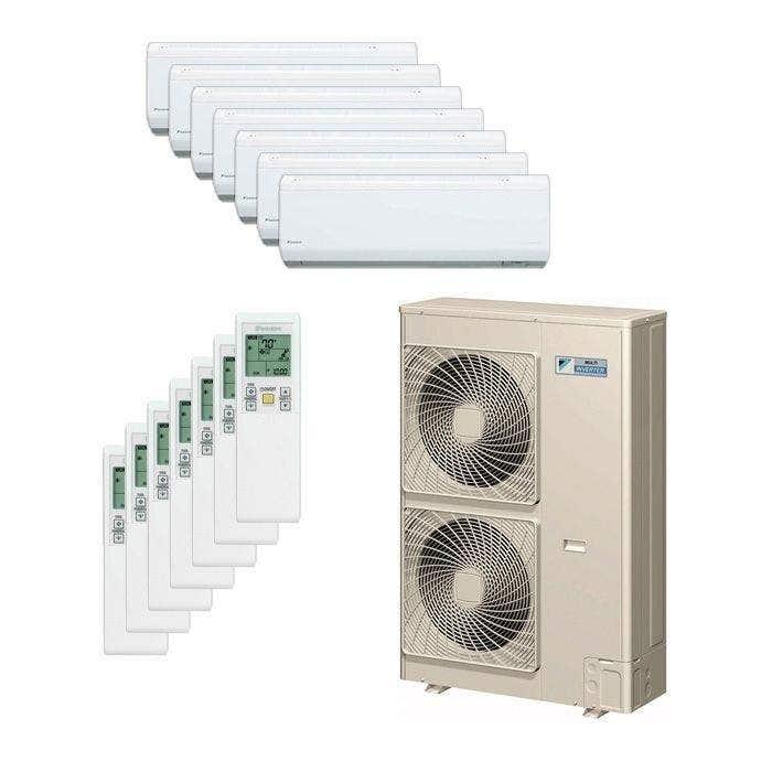 7 Zone Mini-Split Systems