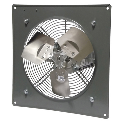 Panel Mounted Wall Exhaust Fans