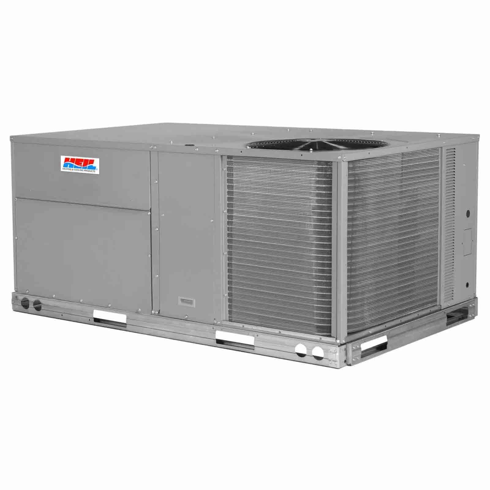 Commercial Rooftop HVAC Units