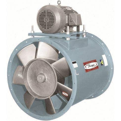 Commercial, Industrial & Restaurant Exhaust Fans