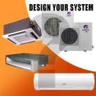 Gree Quad Zone Heat Pump System