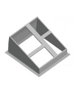 Adjustable Roof Curb for Goodman Packaged Units - 2612ADJCURBGPM