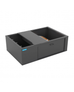Clean Comfort MERV 11 Platform Media Air Cleaner for Furnaces and Air Handlers 22x32