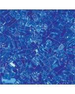 HPC 1/4 Inch Cobalt Blue Fire Glass - 10 Lbs - FPGLCOBALTBLUE
