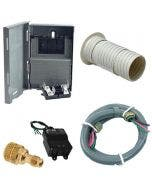 Ductless Mini Split Installation Kit for Condensers