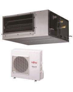 Fujitsu 12,000 BTU 21.3 SEER Ducted Mini-Split Heat Pump System
