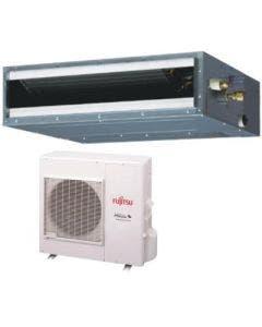 Fujitsu 18,000 BTU 19.7 SEER Ducted Mini-Split Heat Pump System