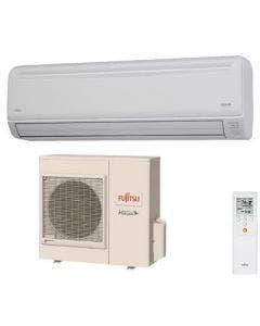 Fujitsu 18,000 BTU 20 SEER Ductless Mini-Split Heat Pump System