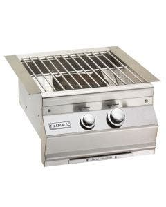 Fire Magic Aurora Power Burner With Stainless Steel Grids Natural Gas -19-7B1N-0