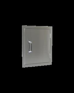 "Fire Magic Premium 18½""h x 36½""w x 26""d Access Door with Platter Storage & Double Drawer - 53816SC"