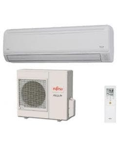 Fujitsu 24,000 BTU 18 SEER Ductless Mini-Split Heat Pump System