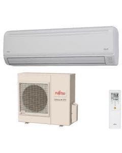 Fujitsu 24,000 BTU 19.5 SEER Ductless Mini-Split Heat Pump System