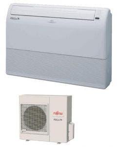 Fujitsu 24,000 BTU 14 SEER Ductless Mini-Split Heat Pump System
