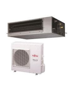 Fujitsu 30,000 BTU 16.5 SEER Ducted Mini-Split Heat Pump System