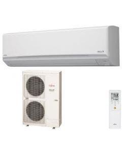 Fujitsu 30,000 BTU 19.5 SEER Ductless Mini-Split Heat Pump System