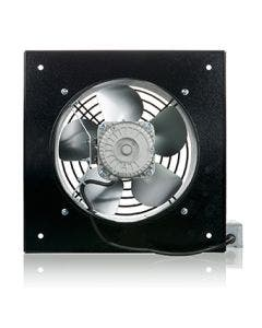 """VENTS-US 8"""" Extract Axial Square Metal Fan - OV1 200 Series"""