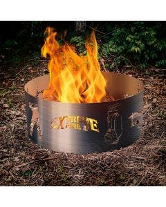 """Extreme Fire """"Tee Time"""" Steel Fire Ring - 50007"""