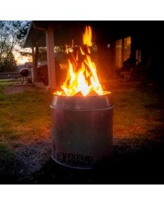 Extreme Fire Smokeless Stainless Steel Fire Pit  - 50101