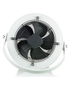 VENTS-US Destratification Axial Type Bucket Metal Fan Whisper - 1055 Series