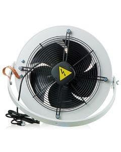 VENTS-US Destratification Axial Type Bucket Whisper Metal Fan - 1460 Series