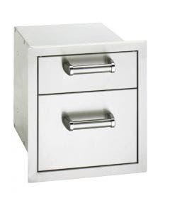 FireMagic Premium Double Drawer - 53802SC