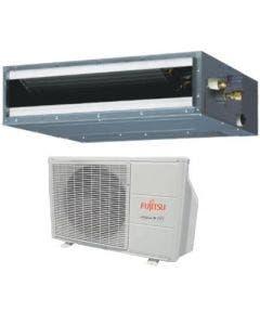 Fujitsu 9,000 BTU 21.5 SEER Ducted Mini-Split Heat Pump System