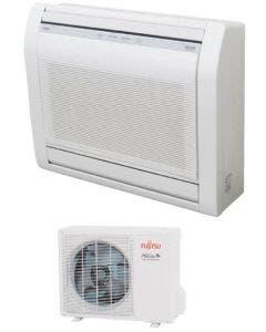Fujitsu 9,000 BTU 26 SEER Ductless Mini-Split Heat Pump System