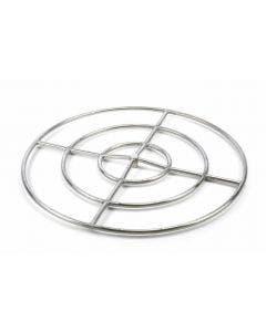HPC 36-Inch Stainless Steel Round Burner Ring - FRS-36HC KIT-B