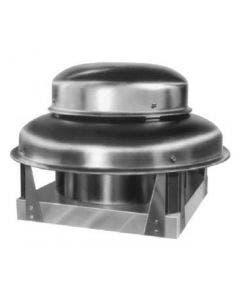"US Fan Direct Drive Down Blast Roof Exhaust Fan 8"" Wheel 1750 RPM .1 HP 120 Volts 1 Phase - U PRN080-3-1750 RPM-.1HP-120V-1PH"