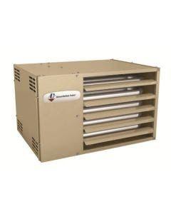 ADP 45,000 BTU Natural Gas Aluminized Exchanger Propeller Unit Heater