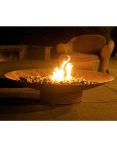 Fire Pit Art Gas Fire Pit- Asia- 60 Inch