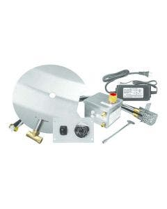 Firegear All Weather Ignition System For Fire Pits - FG-AWS30VDC-RCK