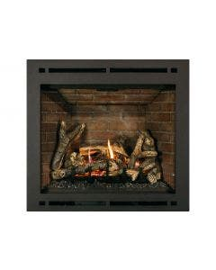 Breckwell Large Direct Vent Fireplace Insert - BH2818I