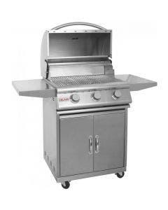 Blaze 25-Inch 3-Burner Freestanding Gas Grill - BLZ-3 / BLZ-3-CART