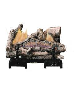 Buck Stove Mountaineer Vent Free Gas Log Set - GL MOUNTAINEER-MV
