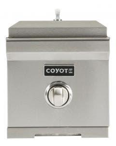 Coyote Built-In Gas Single Side Burner – C1SB