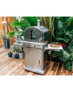 Summerset Grills Built In Or Counter Top Outdoor Pizza Oven - SS-OVBI