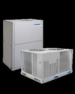10 Ton 11 EER 460v AirQuest Commercial Heat Pump Split System