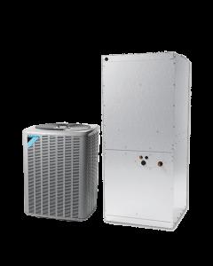 7.5 Ton 11.2 EER 460v Daikin Commercial Heat Pump Split System