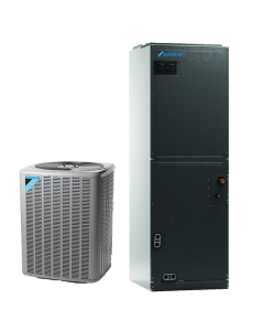 3 Ton 14 SEER 208/230v Daikin Commercial Heat Pump Split System